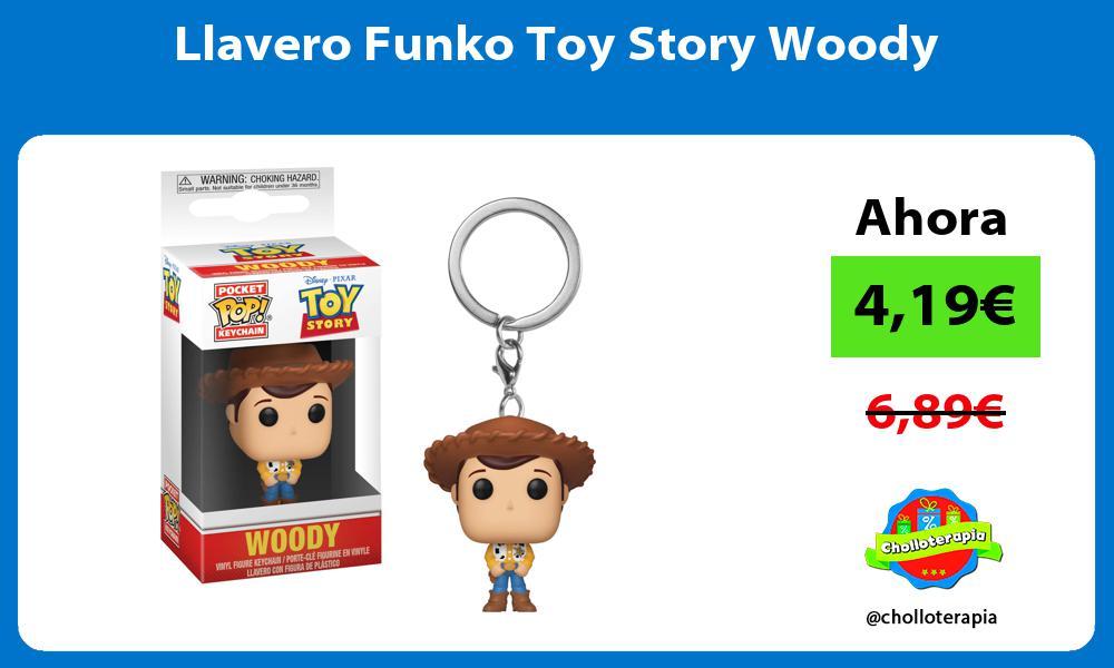 Llavero Funko Toy Story Woody