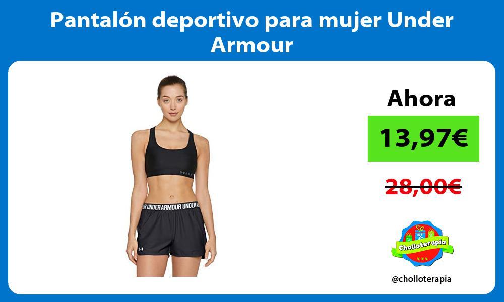 Pantalón deportivo para mujer Under Armour
