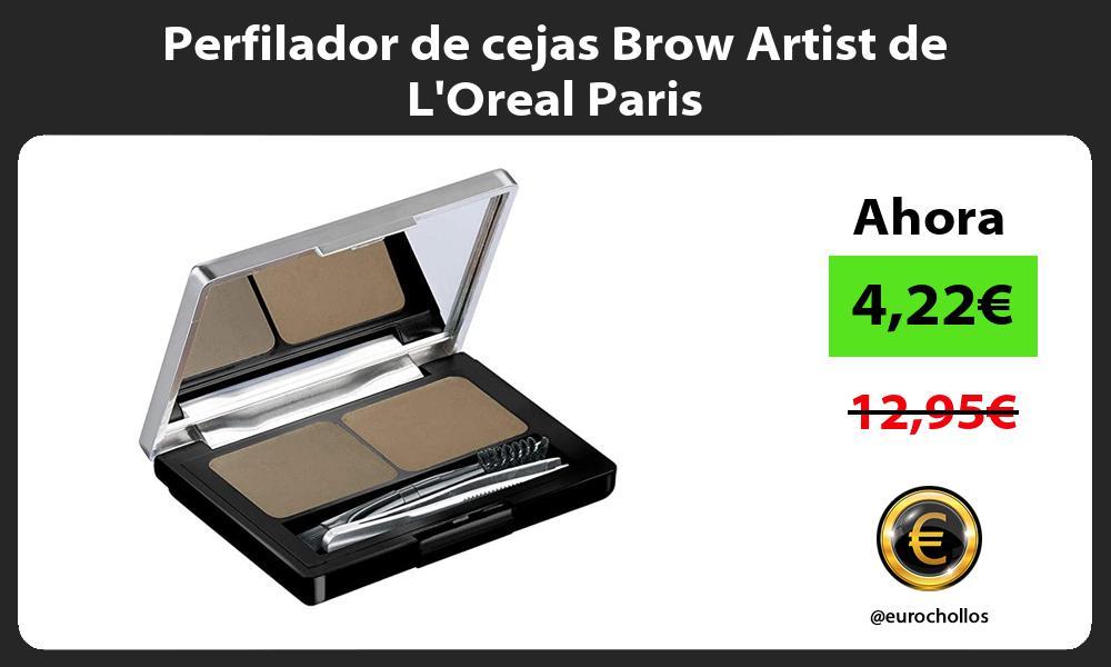 Perfilador de cejas Brow Artist de LOreal Paris