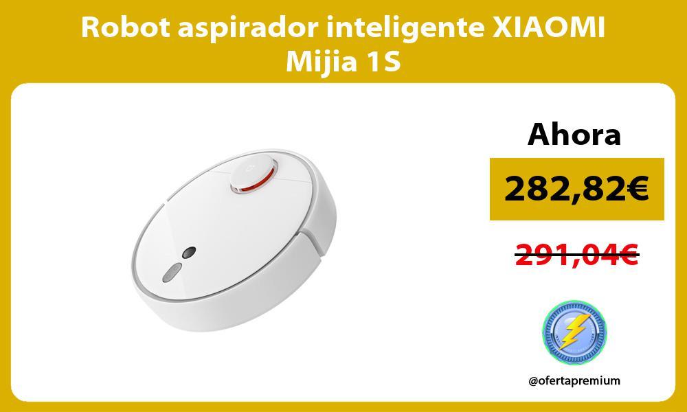 Robot aspirador inteligente XIAOMI Mijia 1S