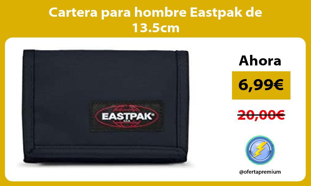 Cartera para hombre Eastpak de 13 5cm