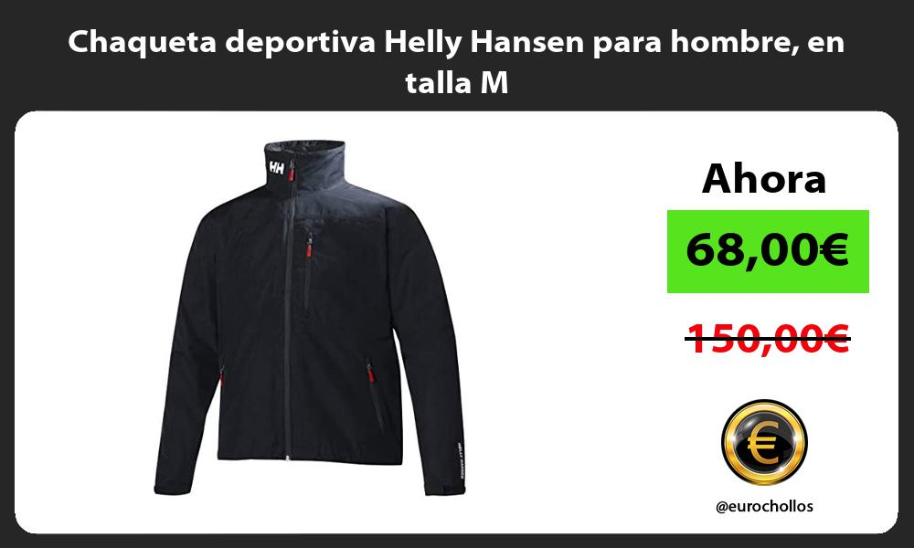 Chaqueta deportiva Helly Hansen para hombre en talla M