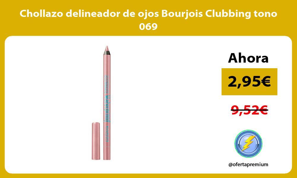 Chollazo delineador de ojos Bourjois Clubbing tono 069