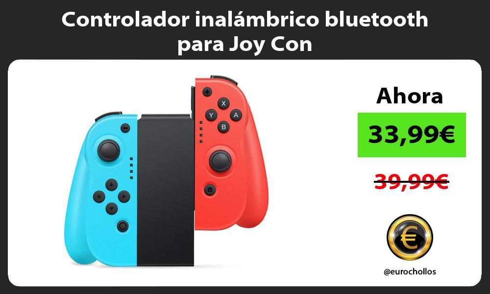 Controlador inalámbrico bluetooth para Joy Con