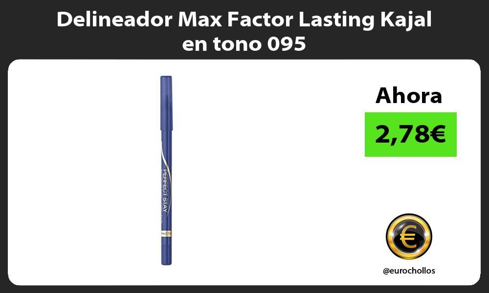 Delineador Max Factor Lasting Kajal en tono 095