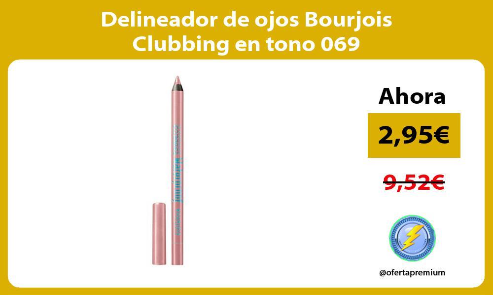 Delineador de ojos Bourjois Clubbing en tono 069