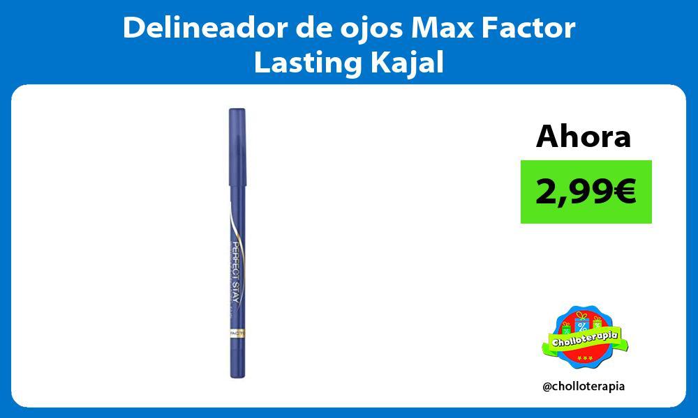 Delineador de ojos Max Factor Lasting Kajal