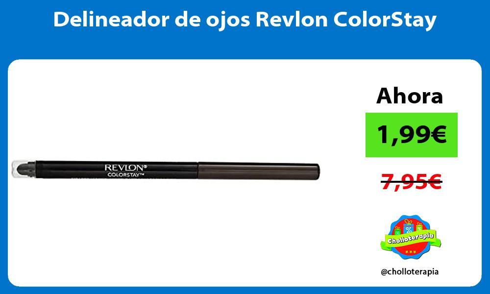 Delineador de ojos Revlon ColorStay