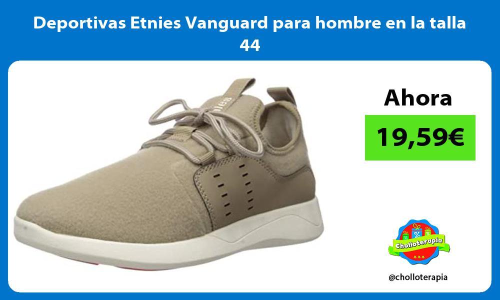 Deportivas Etnies Vanguard para hombre en la talla 44