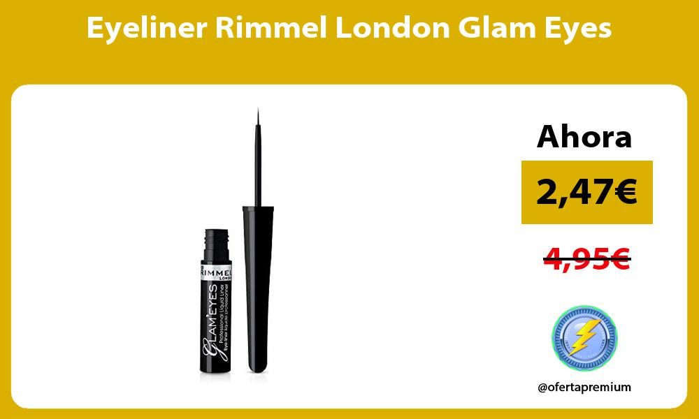 Eyeliner Rimmel London Glam Eyes