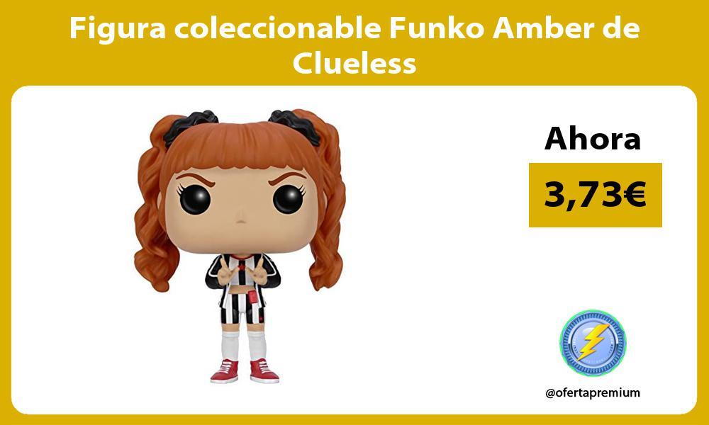 Figura coleccionable Funko Amber de Clueless