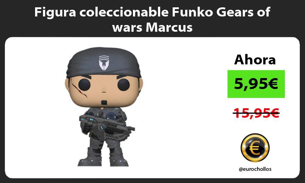 Figura coleccionable Funko Gears of wars Marcus