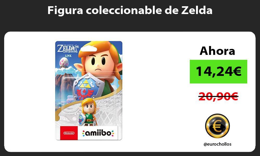 Figura coleccionable de Zelda