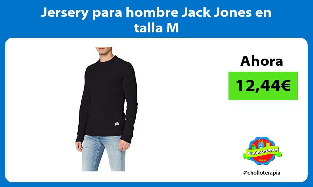 Jersery para hombre Jack Jones en talla M
