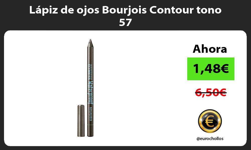 Lápiz de ojos Bourjois Contour tono 57