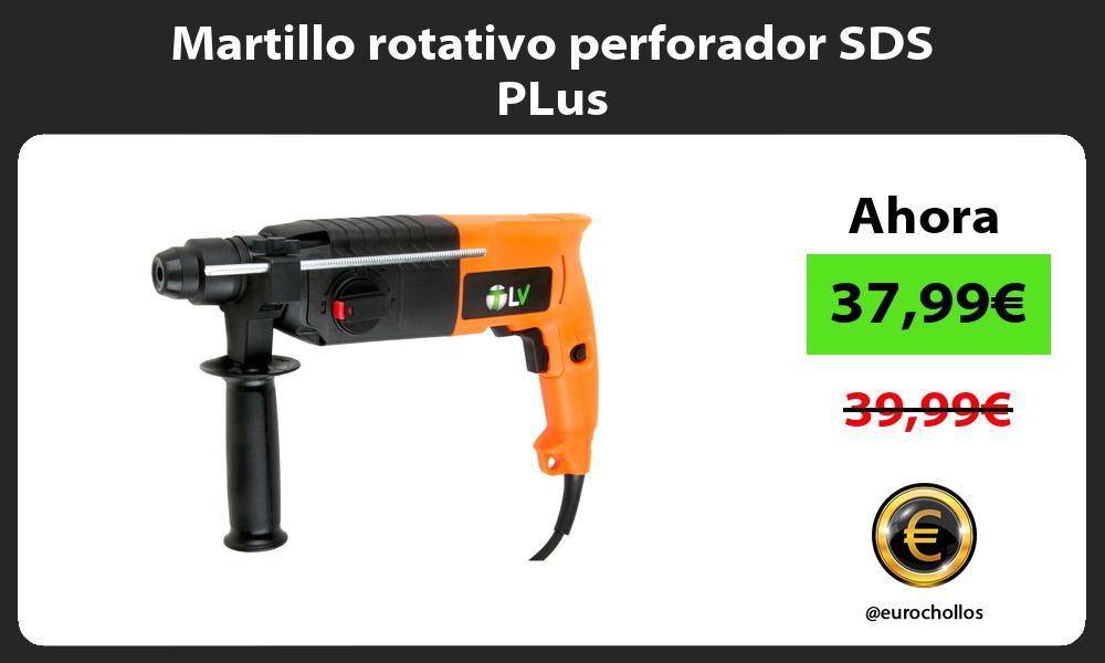 Martillo rotativo perforador SDS PLus
