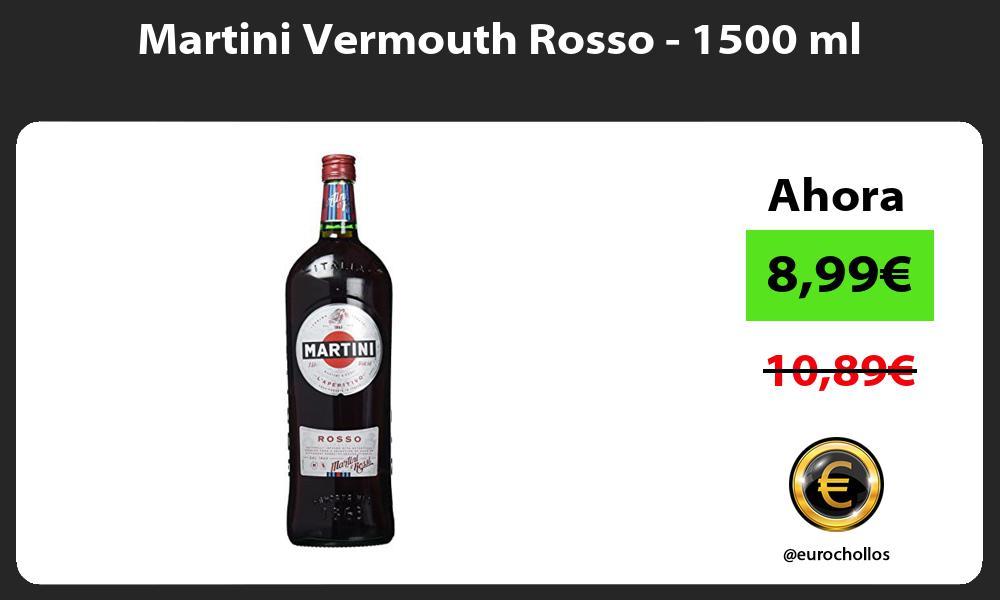 Martini Vermouth Rosso 1500 ml