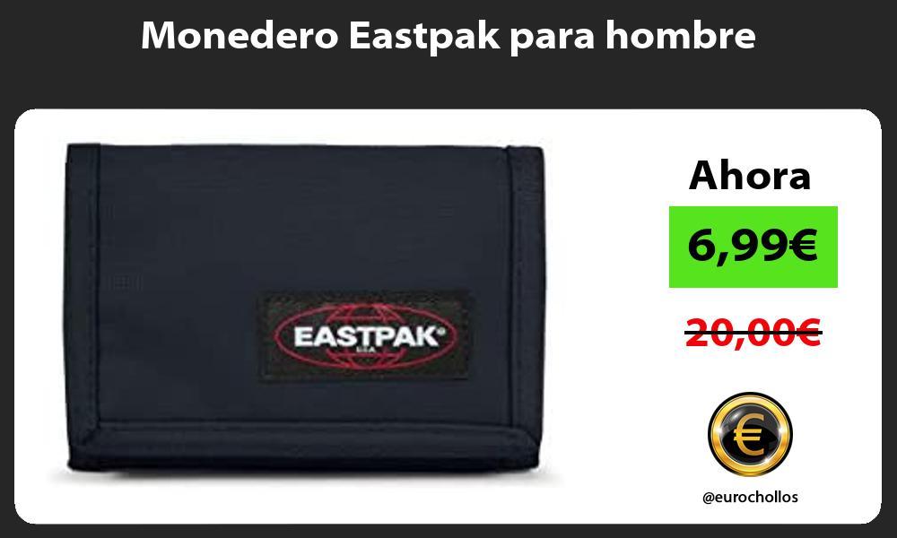 Monedero Eastpak para hombre