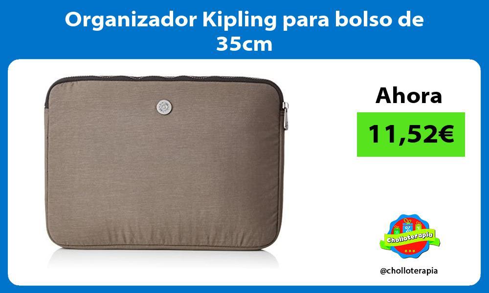 Organizador Kipling para bolso de 35cm