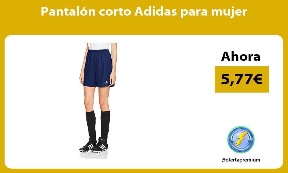 Pantalón corto Adidas para mujer