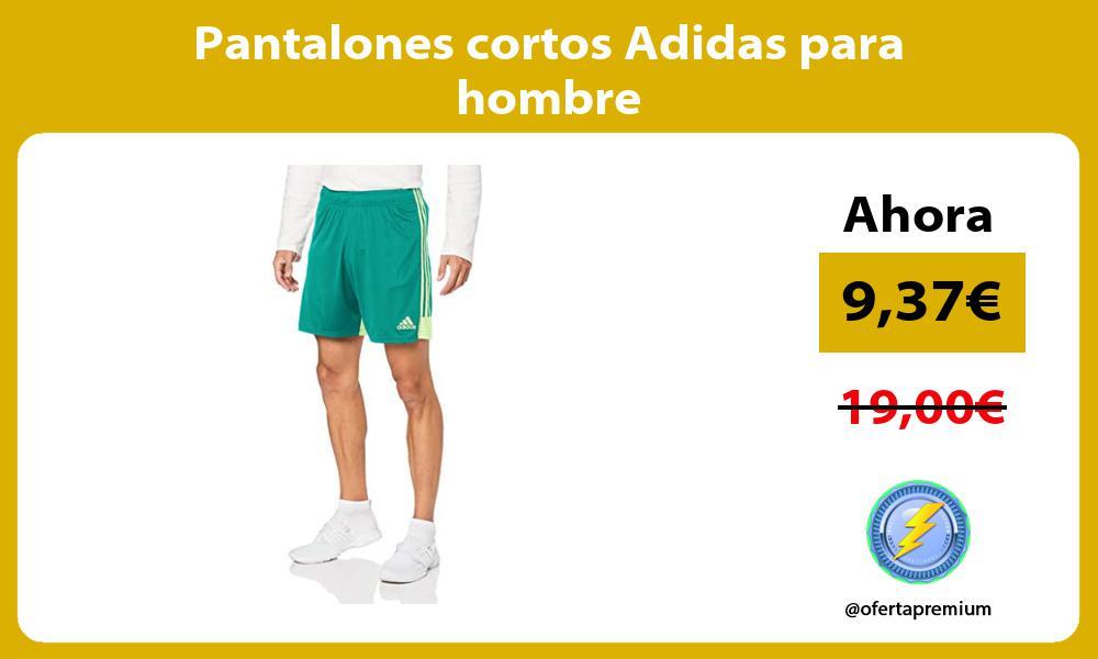 Pantalones cortos Adidas para hombre