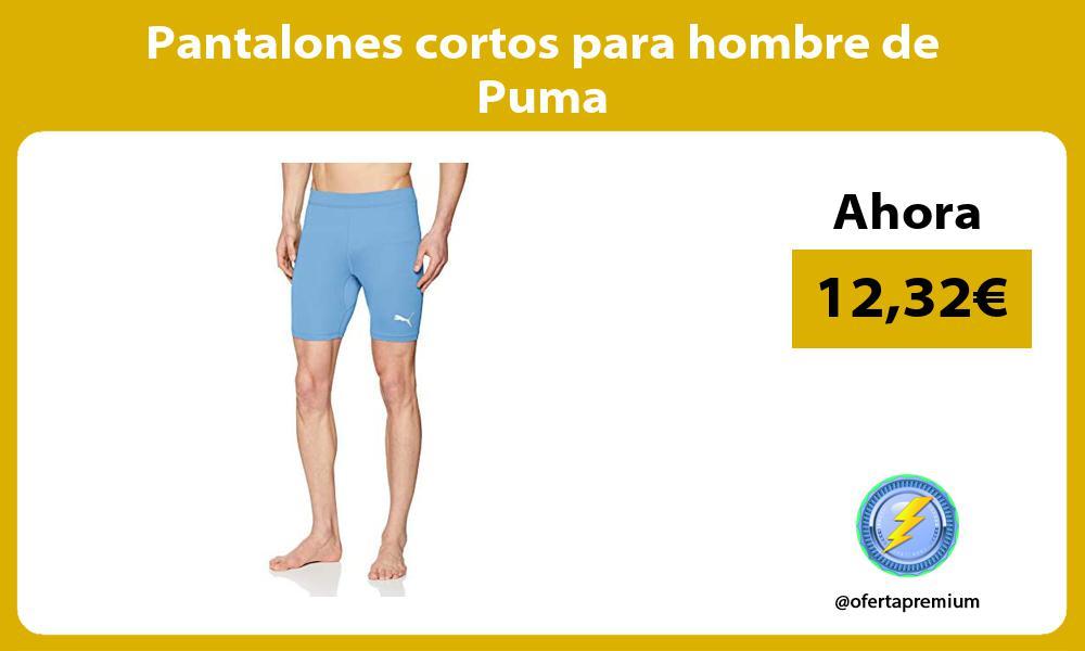 Pantalones cortos para hombre de Puma