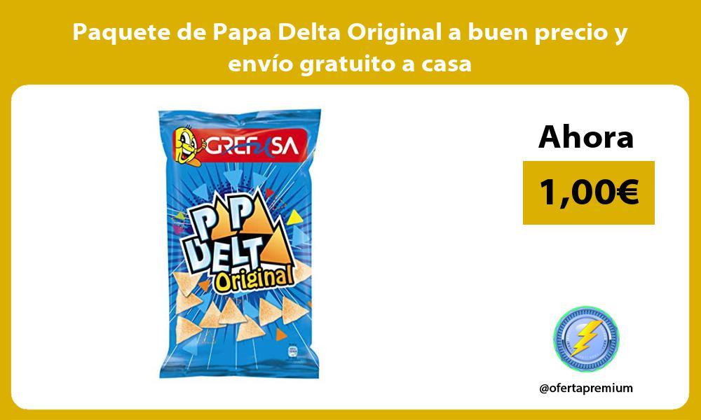 Paquete de Papa Delta Original a buen precio y envío gratuito a casa