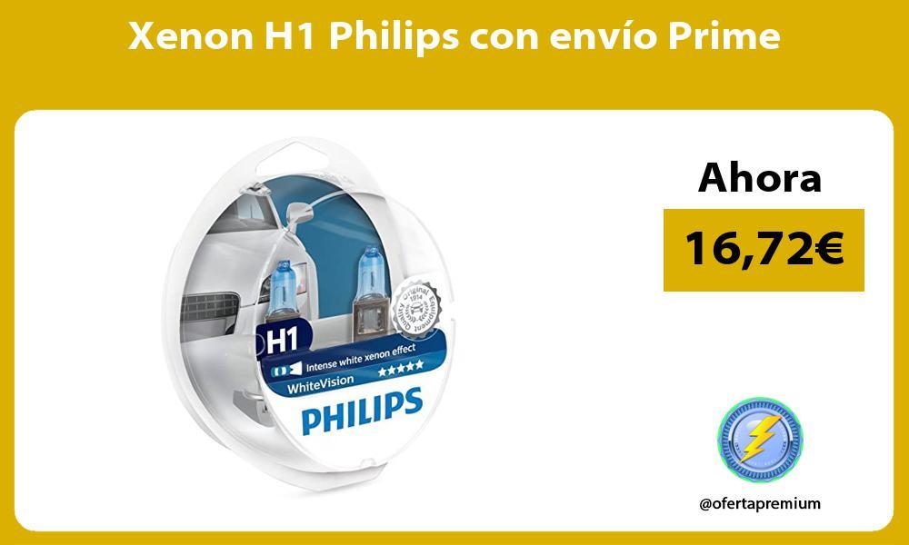 Xenon H1 Philips con envío Prime