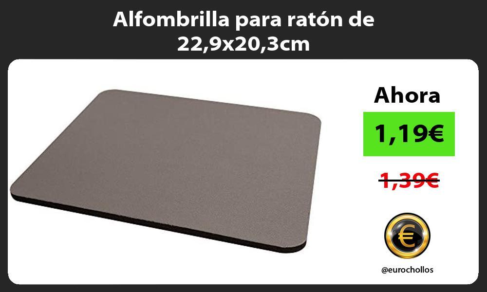 Alfombrilla para ratón de 229x203cm
