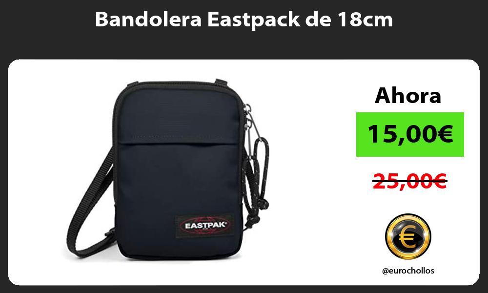 Bandolera Eastpack de 18cm