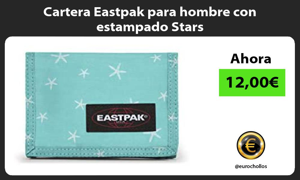 Cartera Eastpak para hombre con estampado Stars