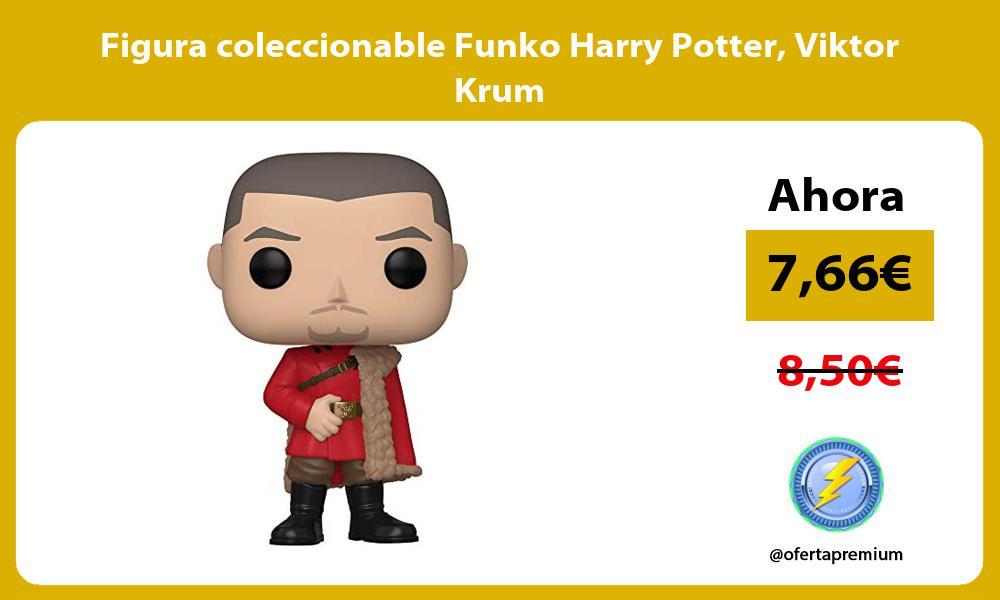 Figura coleccionable Funko Harry Potter Viktor Krum
