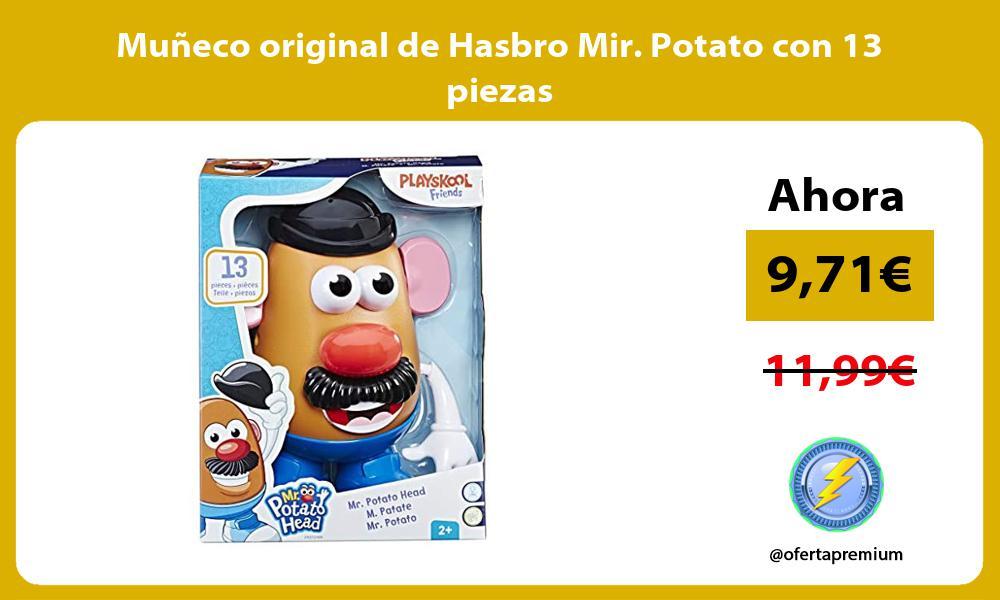 Muñeco original de Hasbro Mir Potato con 13 piezas