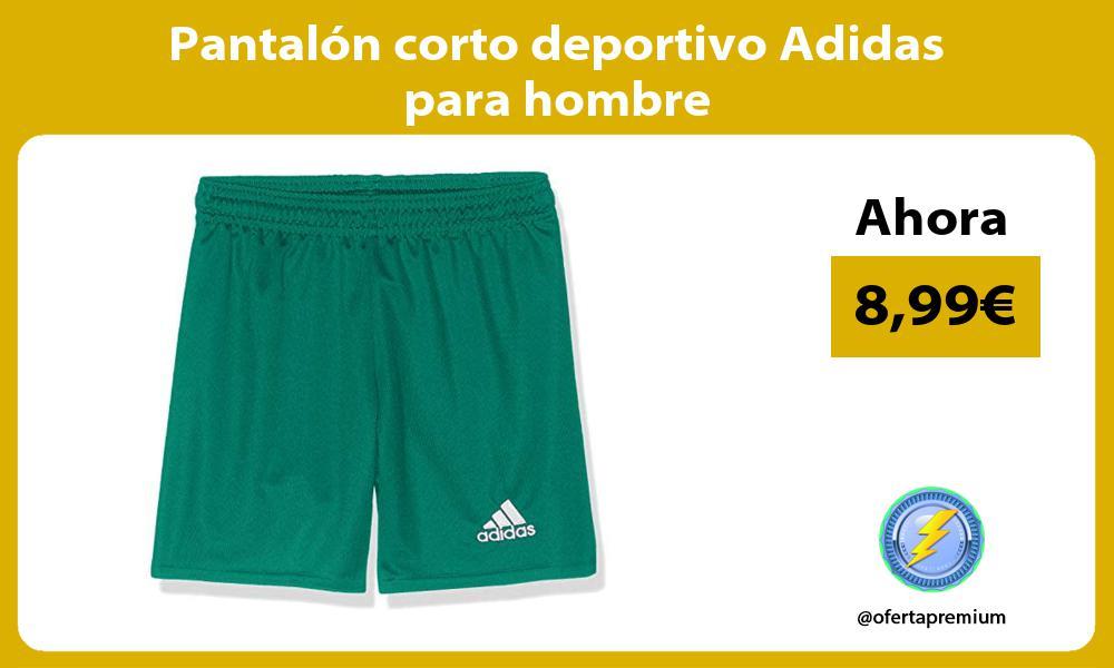 Pantalón corto deportivo Adidas para hombre