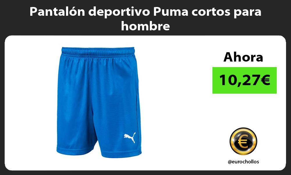 Pantalón deportivo Puma cortos para hombre