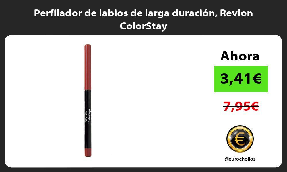 Perfilador de labios de larga duración Revlon ColorStay