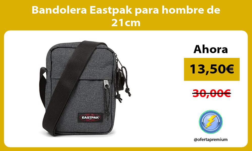 Bandolera Eastpak para hombre de 21cm
