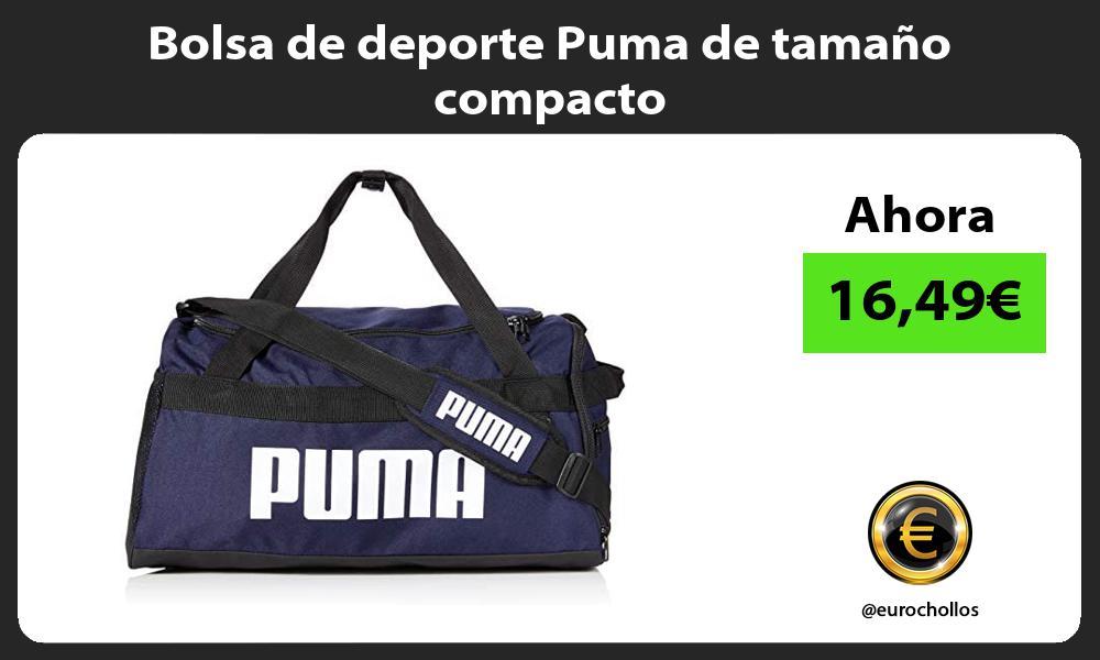 Bolsa de deporte Puma de tamaño compacto