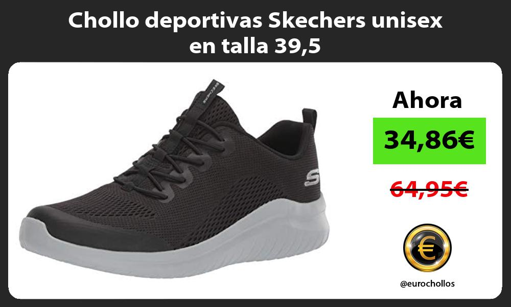 Chollo deportivas Skechers unisex en talla 395