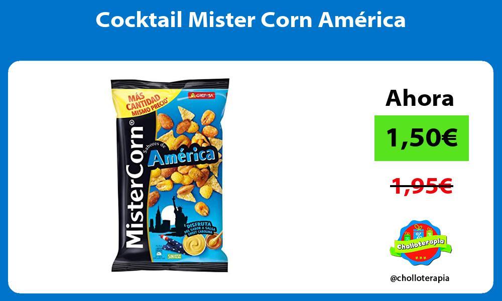 Cocktail Mister Corn América