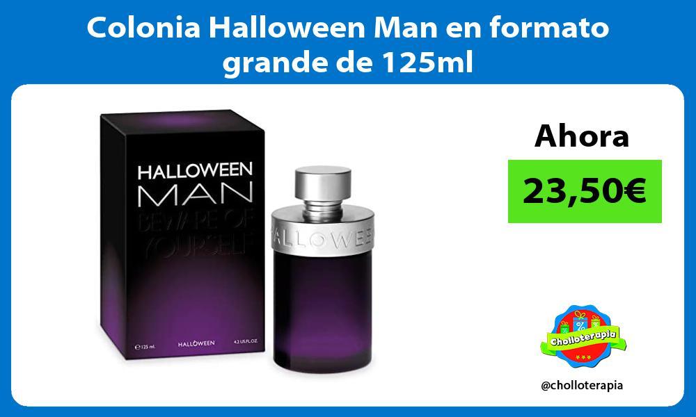 Colonia Halloween Man en formato grande de 125ml
