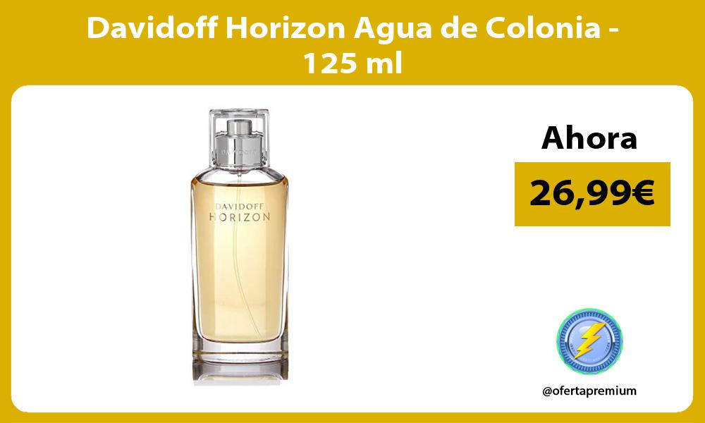 Davidoff Horizon Agua de Colonia 125 ml