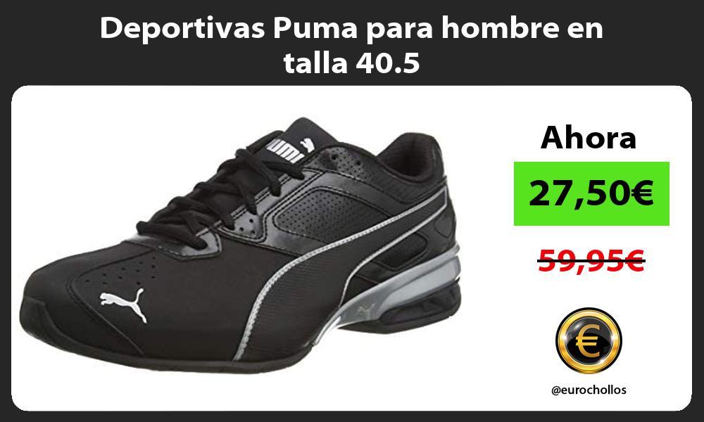 Deportivas Puma para hombre en talla 40 5