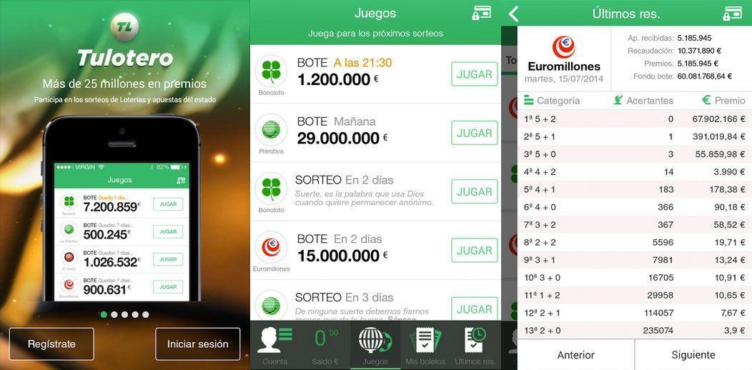 En TuLotero vuelven a regalar 1€ para que tientes a la suerte en sorteos como La Primitiva
