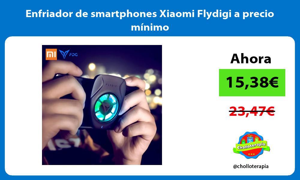 Enfriador de smartphones Xiaomi Flydigi a precio mínimo