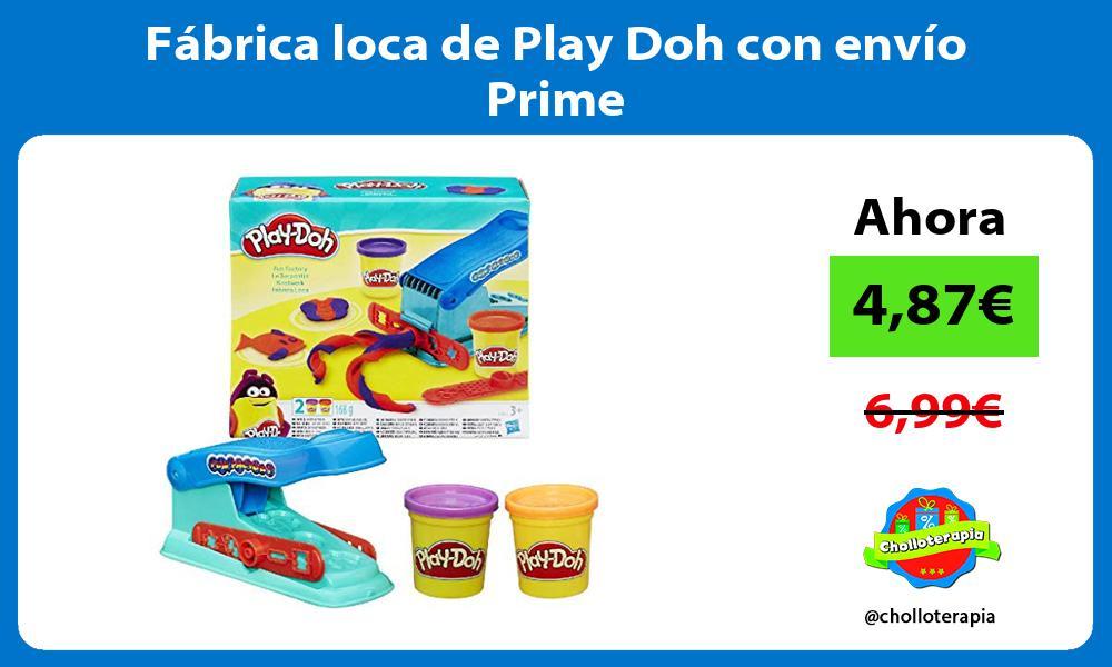 Fábrica loca de Play Doh con envío Prime