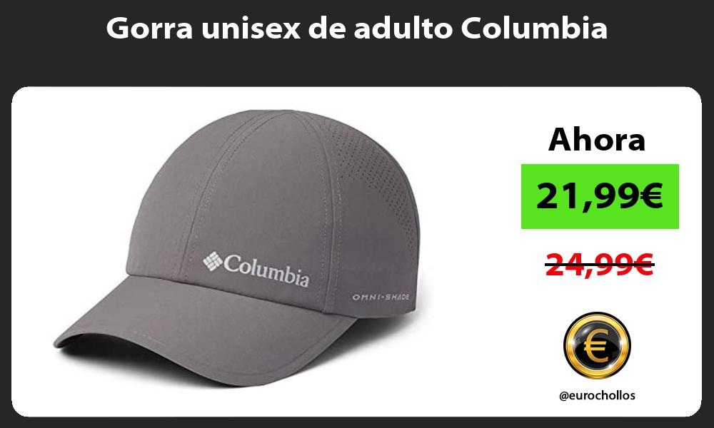 Gorra unisex de adulto Columbia