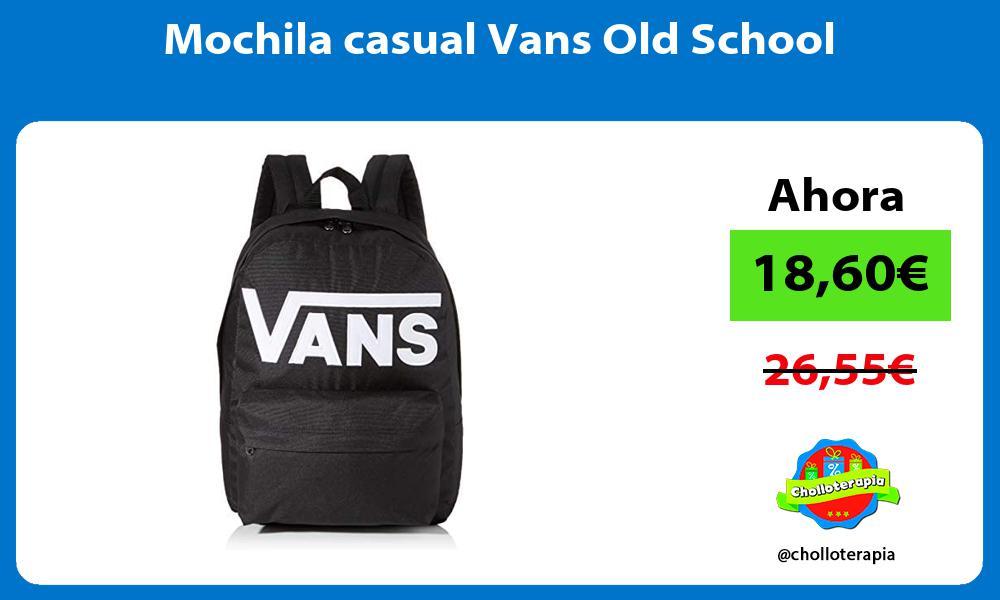 Mochila casual Vans Old School