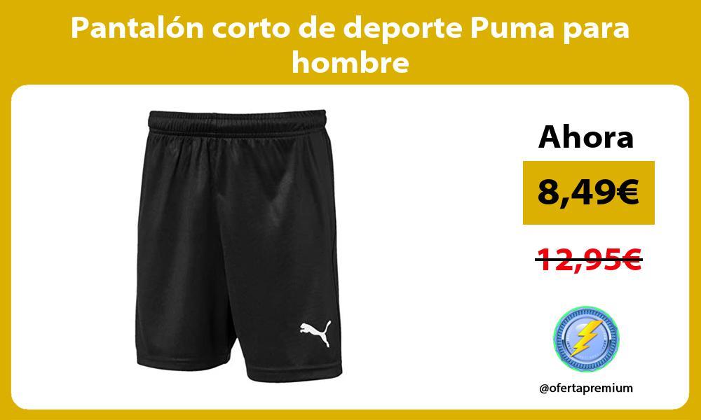 Pantalón corto de deporte Puma para hombre
