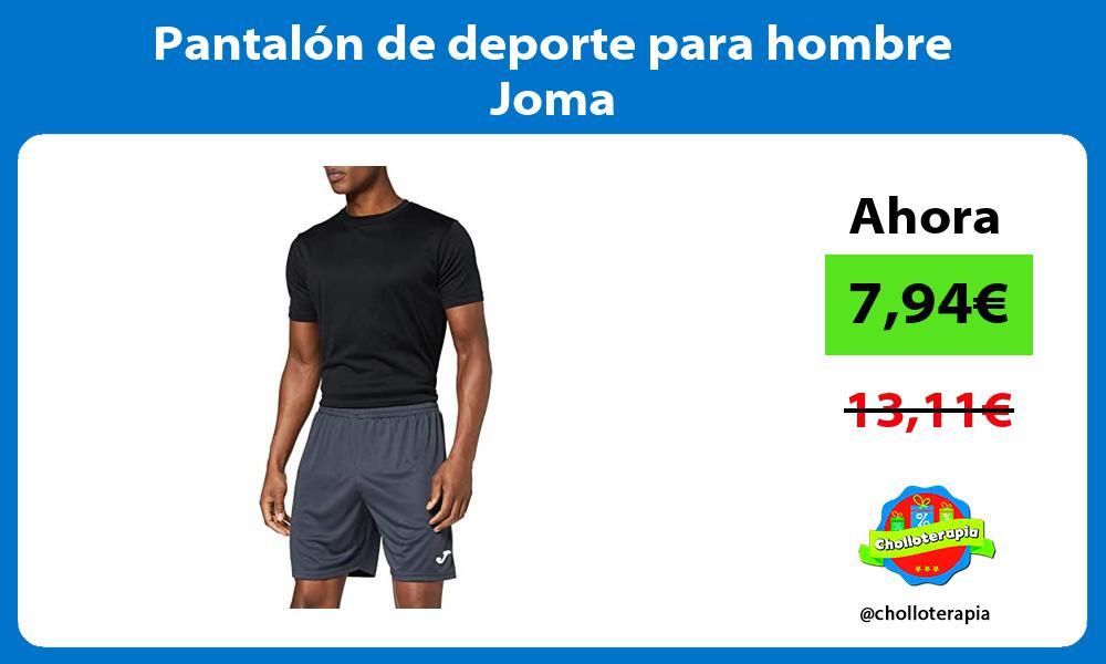 Pantalón de deporte para hombre Joma